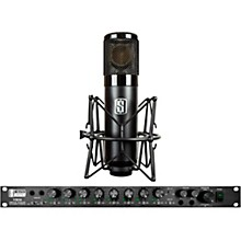 Slate Digital VRS8 Thunderbolt Audio Interface and ML-1 Large-Diaphragm Modeling Microphone