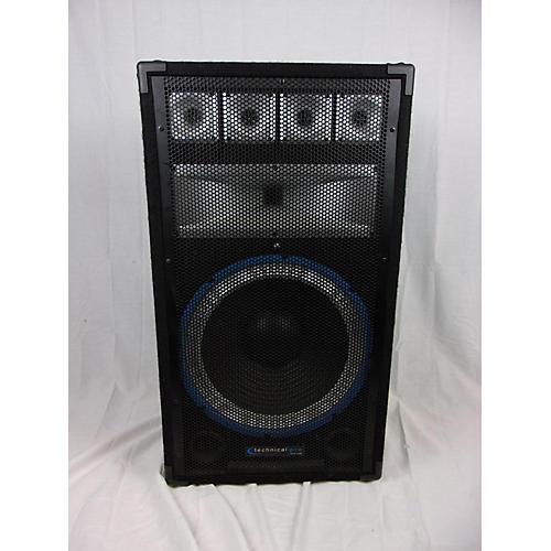 used technical pro vrtx15 unpowered speaker guitar center. Black Bedroom Furniture Sets. Home Design Ideas