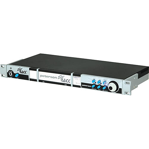 Peterson VS-R StroboRack Virtual Strobe Tuner
