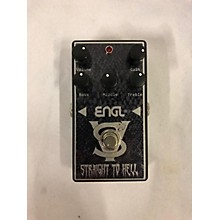 Engl VS10 STRAIGHT TO HELL Effect Pedal