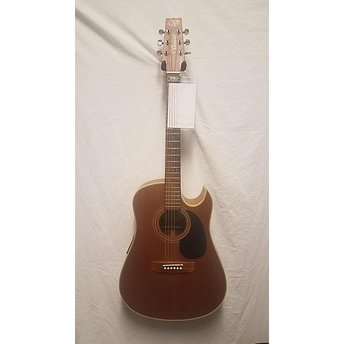 Vantage VS25SCE Acoustic Electric Guitar