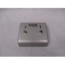 Vox VSF2 Footswitch