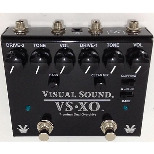 Visual Sound VSXO V3 Effect Pedal