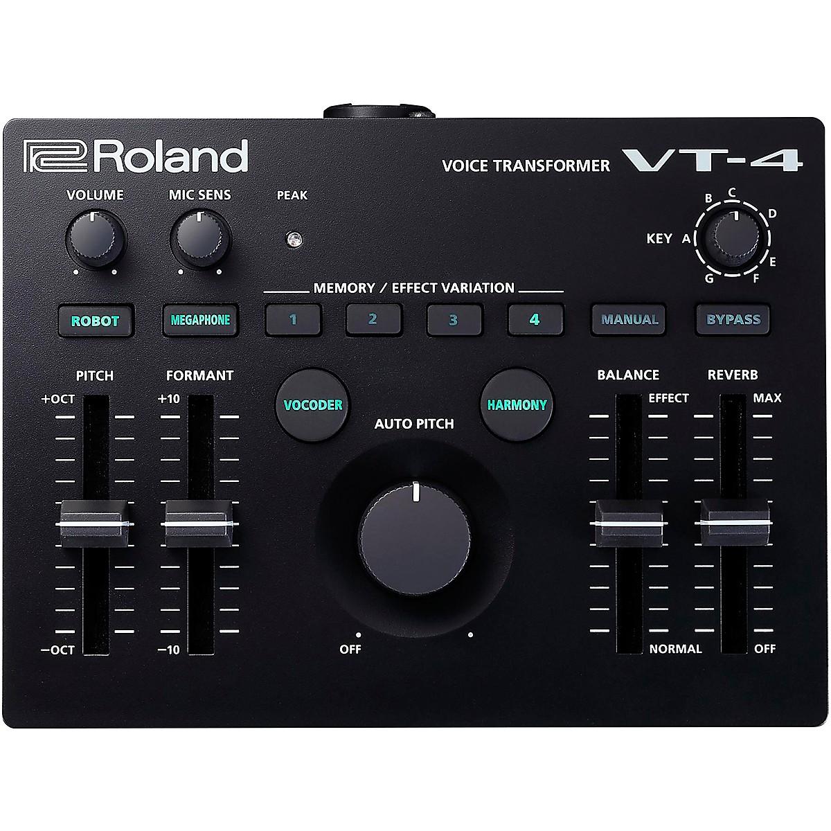 Roland VT-4 Voice Transformer