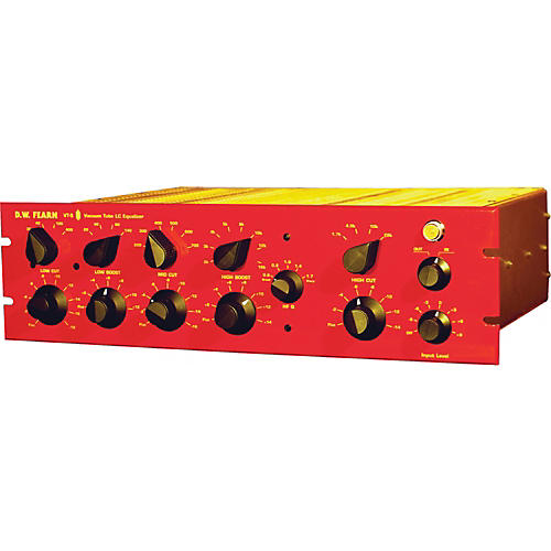 D.W. Fearn VT-5 Stereo Equalizer