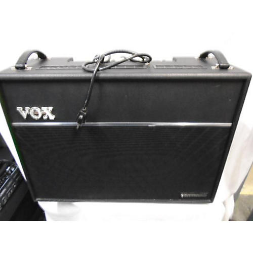 used vox vt120plus valvetronix 2x12 120w guitar combo amp guitar center. Black Bedroom Furniture Sets. Home Design Ideas