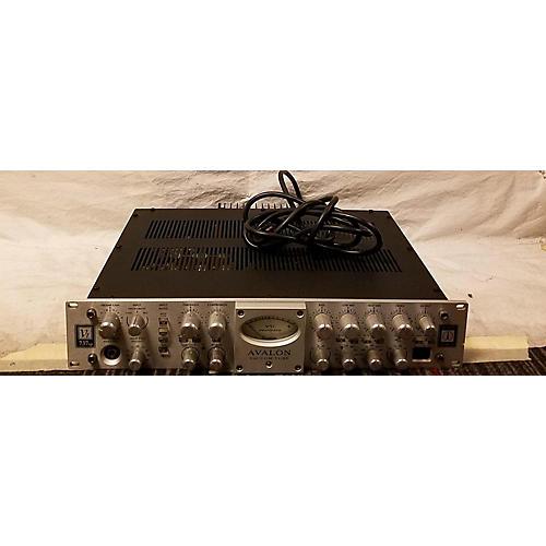 Avalon VT737SP-B Pure Class A Tube Microphone Preamp