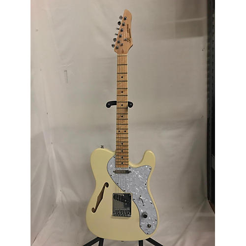 SX VTG Series Telecaster Hollow Body Electric Guitar