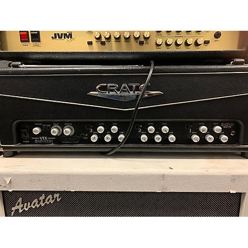 Crate VTX 350H Solid State Guitar Amp Head