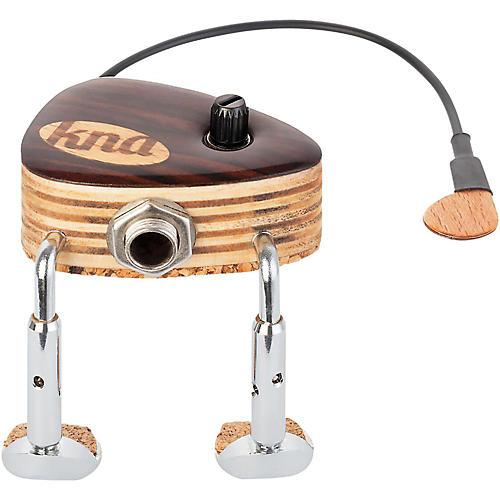KNA VV-2 Detachable Passive Piezo Pickup with Volume Control for Violin and Viola