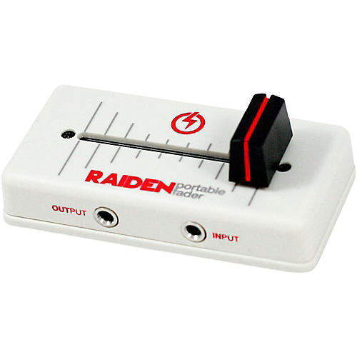 Raiden VVT-MK1 Right Cut Portable Fader - Red/White