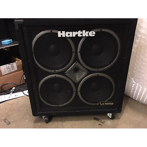 Hartke VX410 400W 4x10 Bass Cabinet