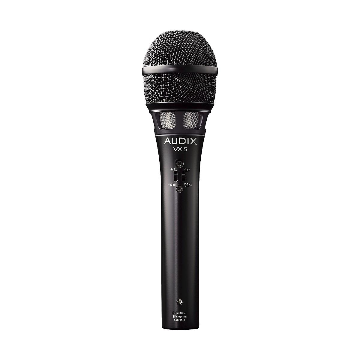 Audix VX5 Handheld Supercardioid Condenser Microphone