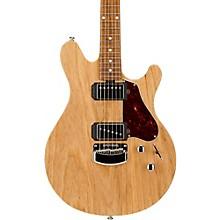Valentine Signature Figured Roasted Maple Neck Electric Guitar Level 2 Natural Satin 190839331182