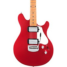 Valentine Trem Electric Guitar Husker Red