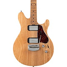 Valentine Trem Electric Guitar Satin Natural