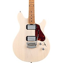 Valentine Trem Electric Guitar Transparent Buttermilk