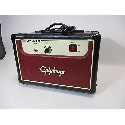used epiphone valve jr 5w class a tube guitar amp head guitar center. Black Bedroom Furniture Sets. Home Design Ideas