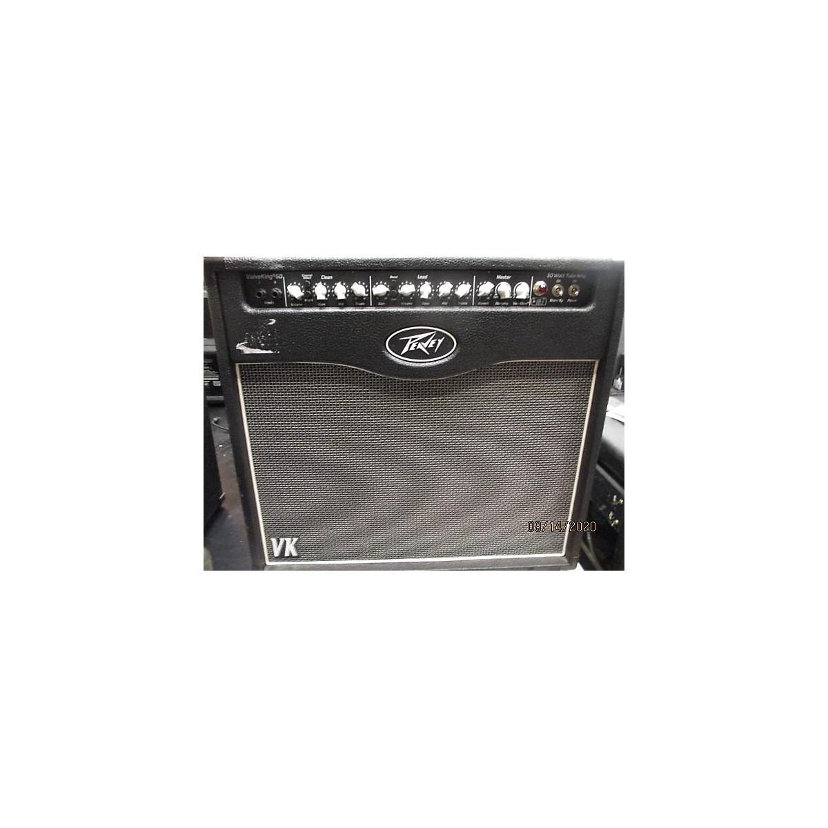 Peavey Valve King II 50 Tube Guitar Combo Amp