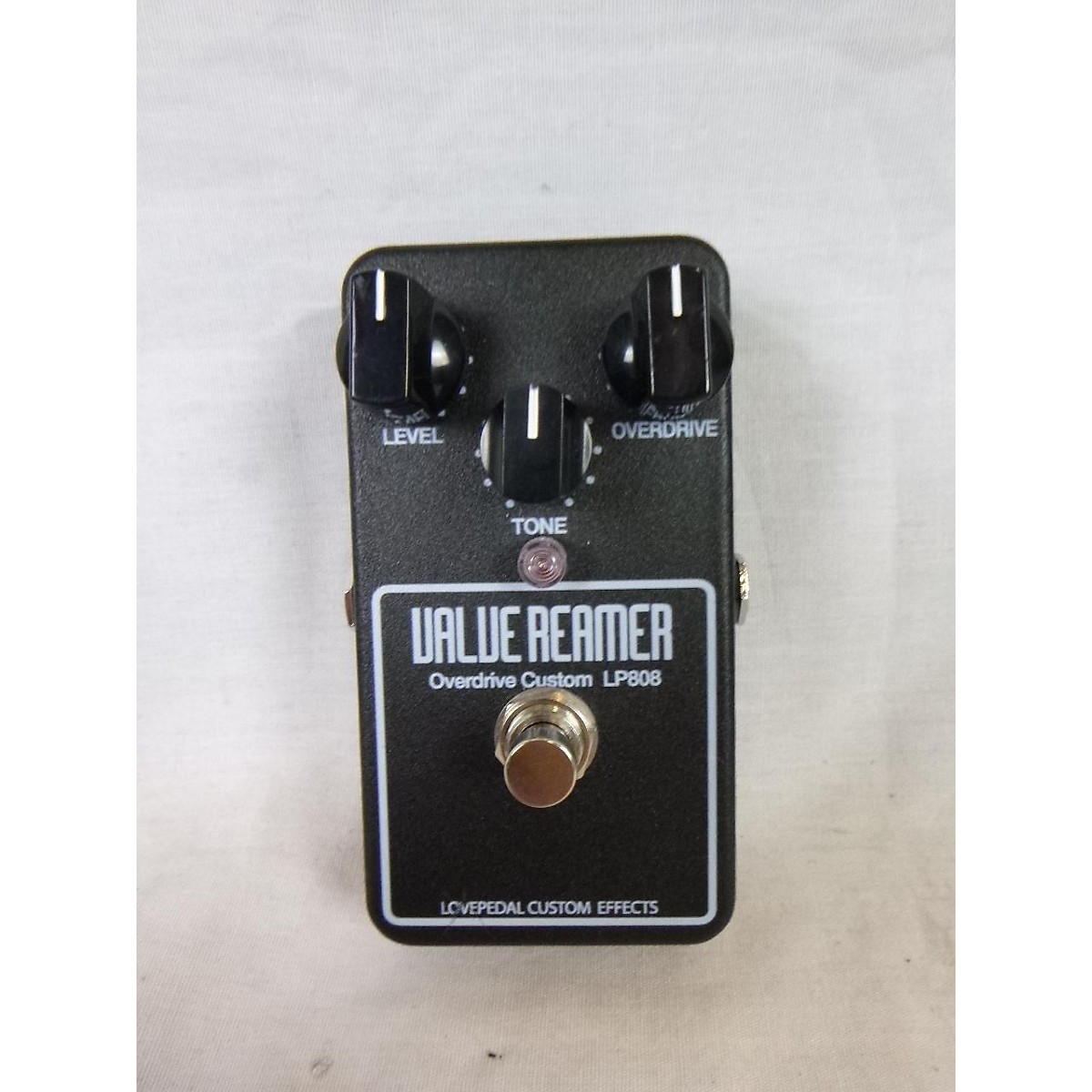 Lovepedal Valve Reamer Effect Pedal