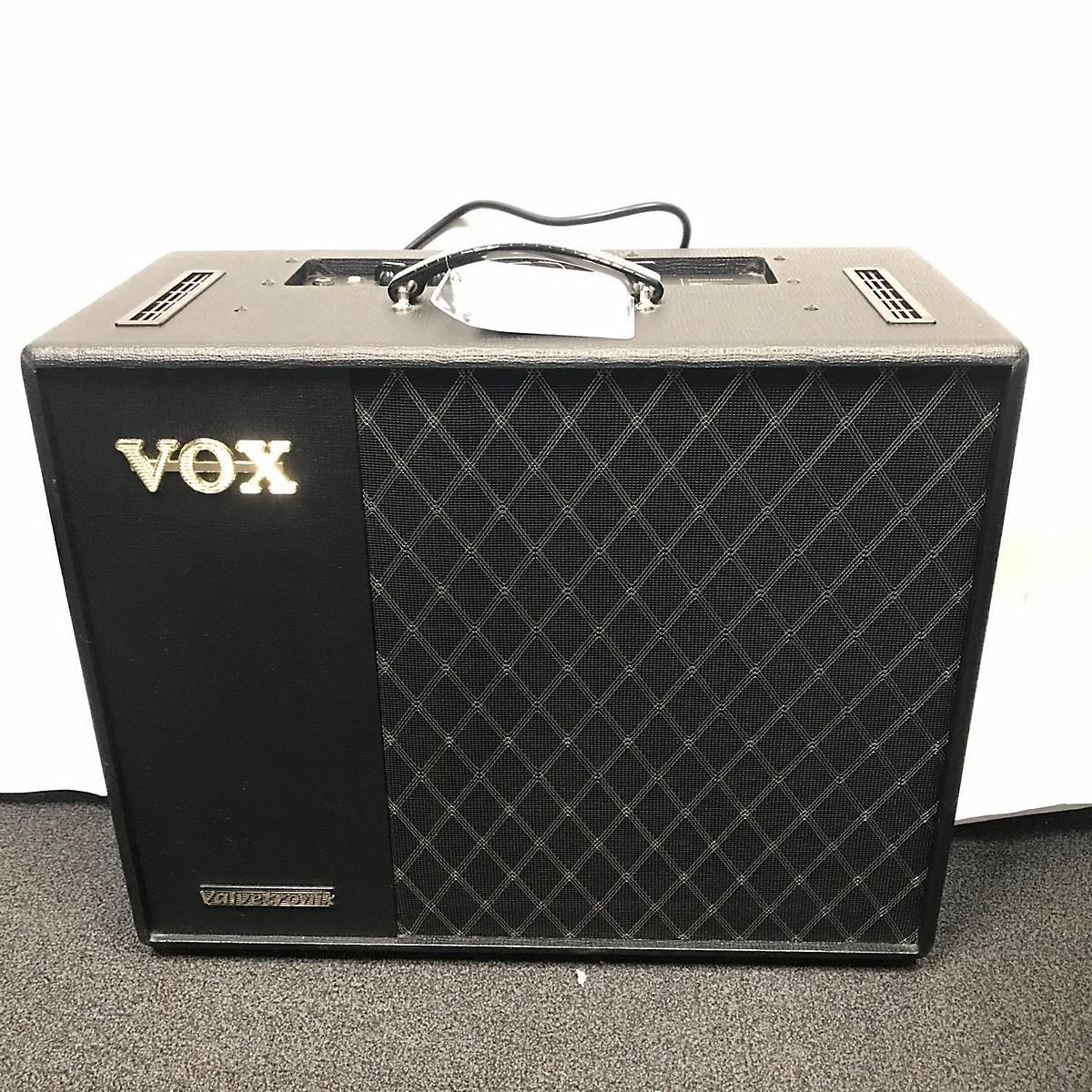 Vox Valvetronix VT100X 100W 1x12 Guitar Combo Amp