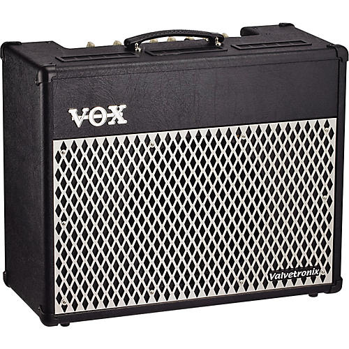 vox valvetronix vt50 50w 1x12 guitar combo amp black guitar center. Black Bedroom Furniture Sets. Home Design Ideas