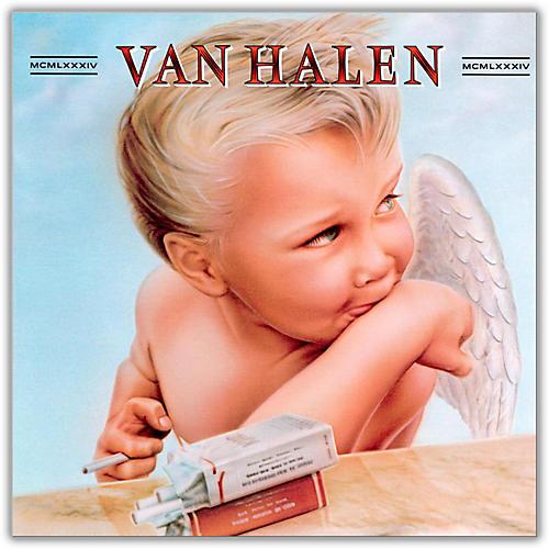 WEA Van Halen - 1984 Vinyl LP