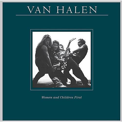 Alliance Van Halen - Women and Children First