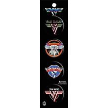 C&D Visionary Van Halen 4pcs Button Set