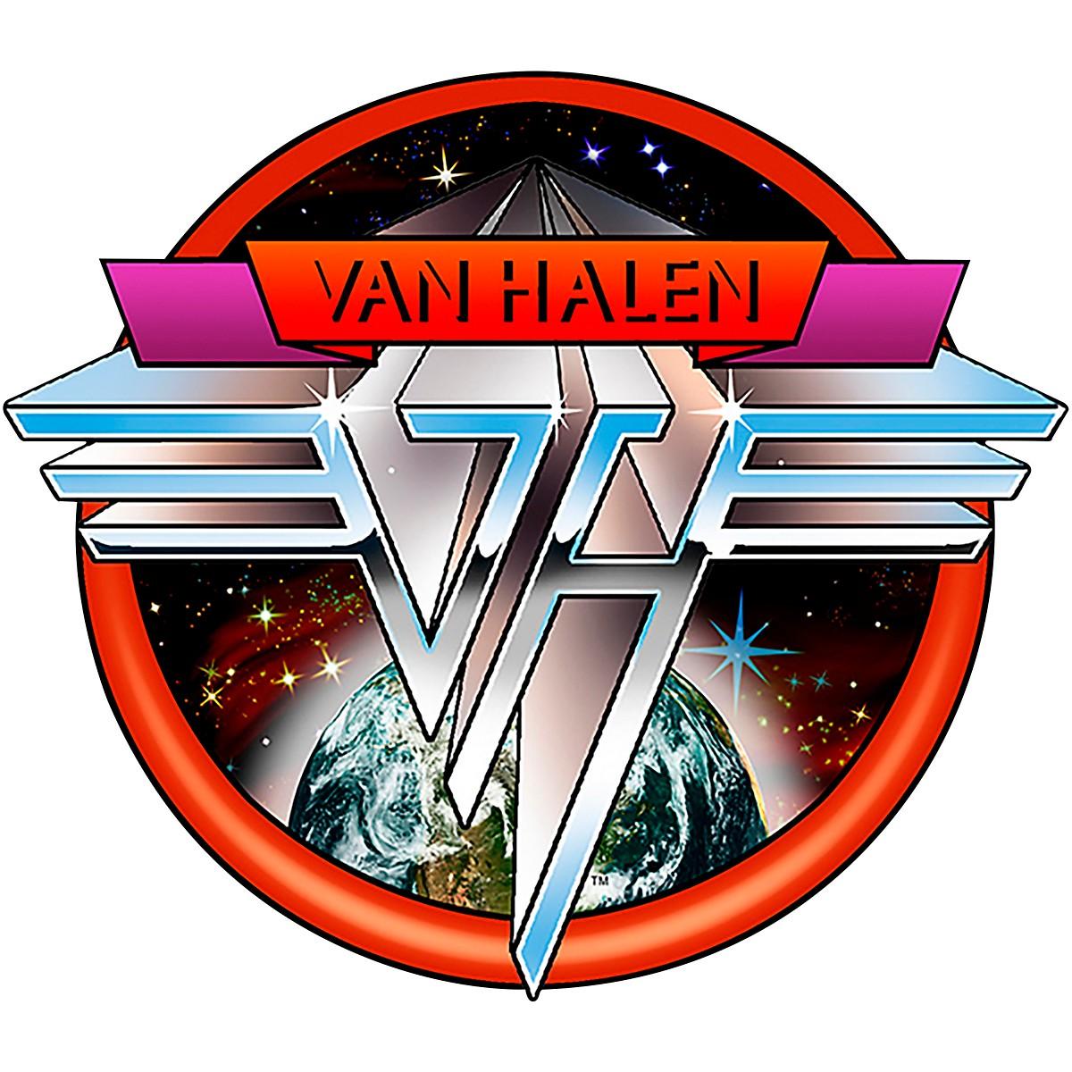 C&D Visionary Van Halen Space Logo Patch