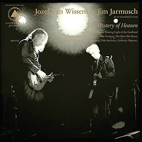 Alliance Van Wissem, Jozef & Jim Jarmusch - Mystery Of Heaven (Gold Vinyl)