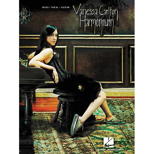 Hal Leonard Vanessa Carlton - Harmonium Piano/Vocal/Guitar Artist Songbook