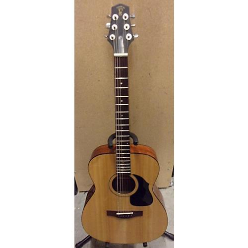 Voyage Air Vaom-02 Antique Natural Acoustic Guitar