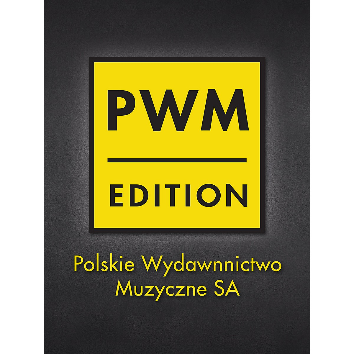 PWM Variations on an Original Theme Op. 15 (for Violin and Piano) PWM Series Softcover