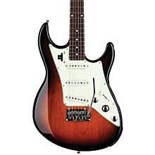 Variax JTV-69S Electric Guitar with Single Coil Pickups Level 1 3-Color Sunburst Rosewood Fingerboard