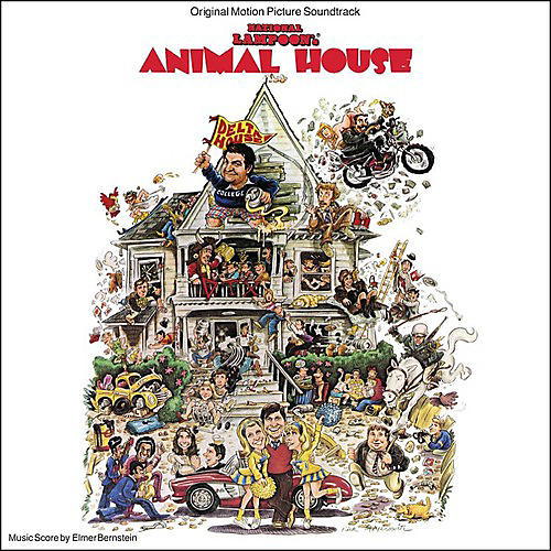 Alliance Various - National Lampoons Animal House (Original Soundtrack)