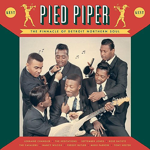 Alliance Various - Pied Piper: The Pinnacle Of Detroit Northern Soul