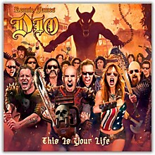 Various Artists - A Tribute to Ronnie James Dio: This Is Your Life Vinyl LP