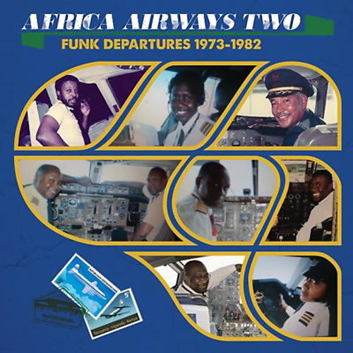 Alliance Various Artists - Africa Airways 2 (funk Departures 1973-82 / Var