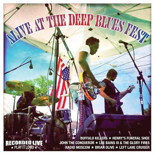 Alliance Various Artists - Alive At The Deep Blues Fest