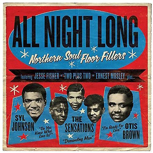Alliance Various Artists - All Night Long: Northern Soul Floor Fillers / Var