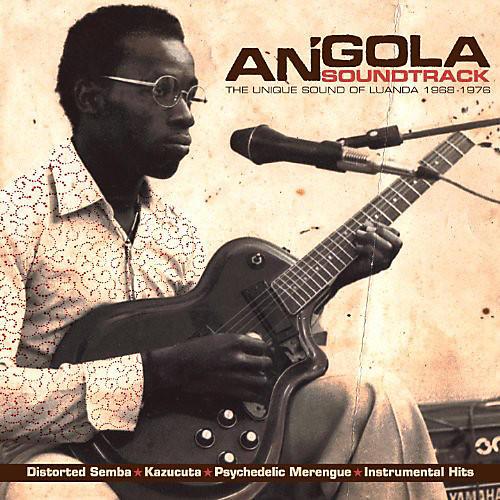 Alliance Various Artists - Angola Soundtrack