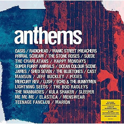Alliance Various Artists - Anthems / Various