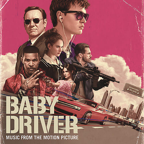 Alliance Various Artists - Baby Driver (Music From the Motion Picture)
