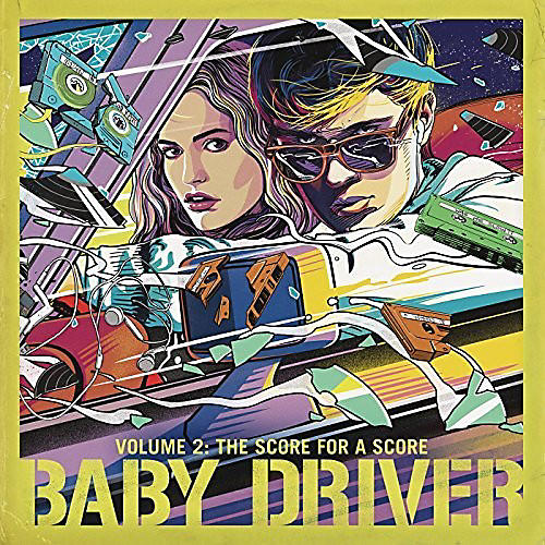 Alliance Various Artists - Baby Driver Volume 2: The Score For A Score (Various Artists)