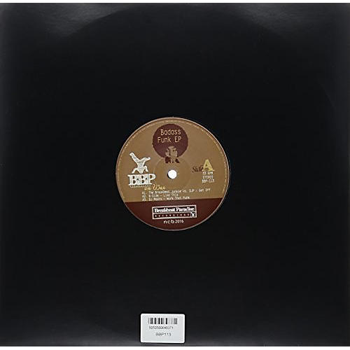 Alliance Various Artists - Badass Funk EP / Various