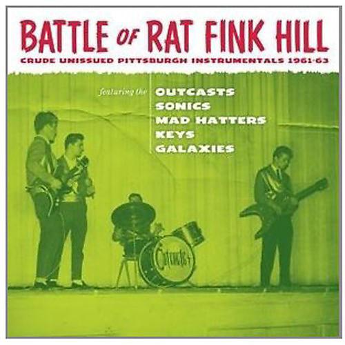 Alliance Various Artists - Battle of Rat Fink Hill / Various