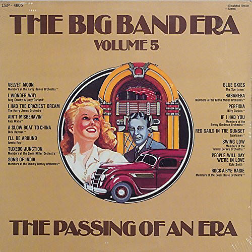 Alliance Various Artists - Big Band Era 5
