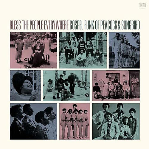 Alliance Various Artists - Bless The People / (Various Artists)