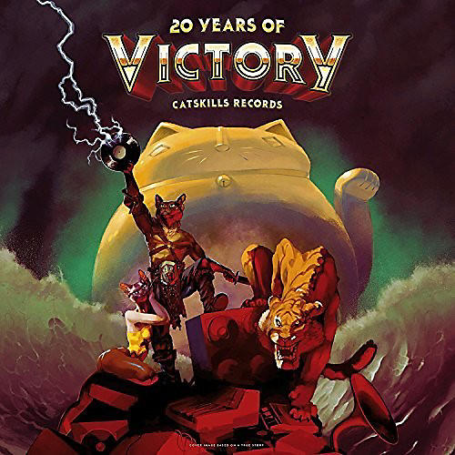 Alliance Various Artists - Catskills Records: 20 Years Of Victory / Various